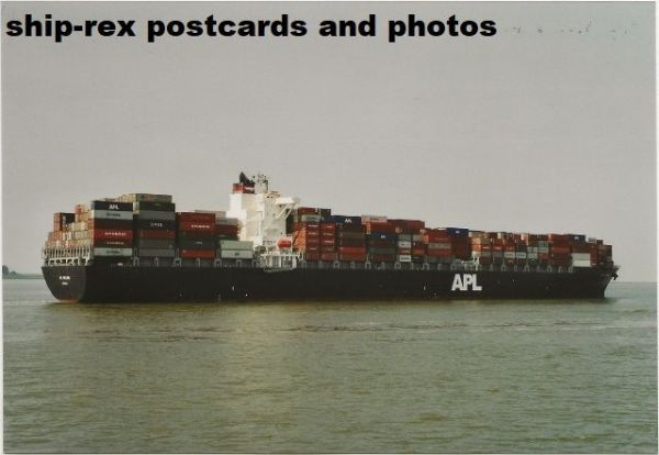 APL IRELAND (container ship) photo